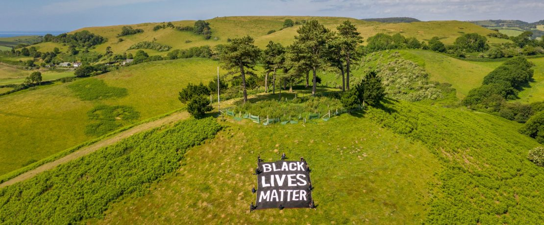 Why black lives matter in the British countryside