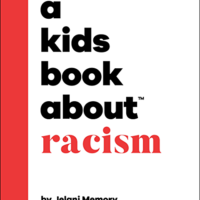 a kids book about racism book cover