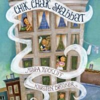 Chit-Chat-Shabbatt book cover