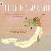 Julian is a mermaid book cover