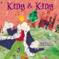 King & King book cover