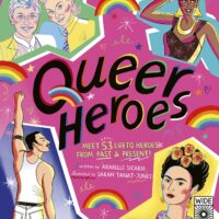 Queer Heroes book cover