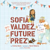 Sofia Valdez Future Prez book cover