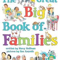 The Big Book of Families book cover