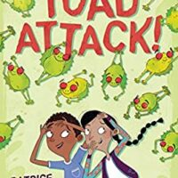 Toad Attack book cover