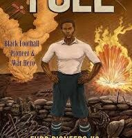 Walter Tull comic cover